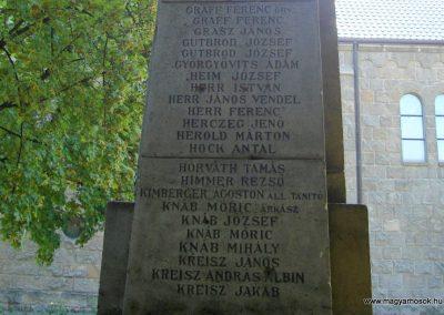 Dunabogdány világháborús emlékmű 2008.07.05. küldő-Huszár Peti (12)