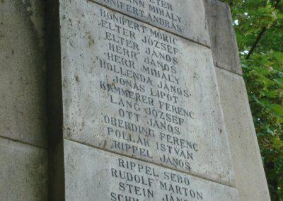 Dunabogdány világháborús emlékmű 2008.07.05. küldő-Huszár Peti (16)