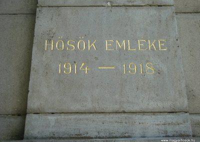 Dunabogdány világháborús emlékmű 2008.07.05. küldő-Huszár Peti (2)