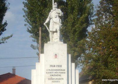 Dunaharaszti világháborús emlékmű 2008.10.08. küldő-Huszár Peti (1)