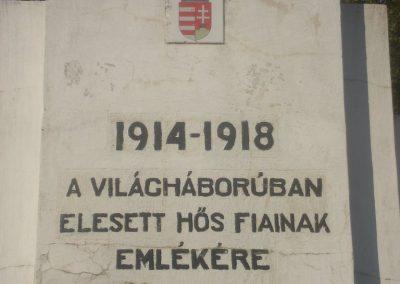 Dunaharaszti világháborús emlékmű 2008.10.08. küldő-Huszár Peti (3)