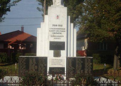 Dunaharaszti világháborús emlékmű 2008.10.08. küldő-Huszár Peti