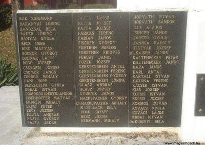 Dunaharaszti világháborús emlékmű 2008.10.08. küldő-Huszár Peti (7)