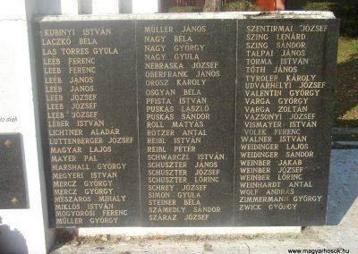 Dunaharaszti világháborús emlékmű 2008.10.08. küldő-Huszár Peti (8)