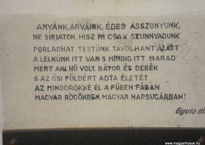Dunaharaszti világháborús emlékmű 2008.10.08. küldő-Huszár Peti (9)