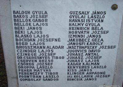 Dunakeszi II.vh emlékmű 2008.04.17.küldő-Huszár Peti (3)