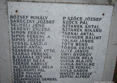 Dunakeszi II.vh emlékmű 2008.04.17.küldő-Huszár Peti (5)