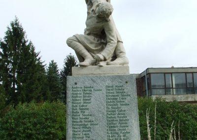 Dunapataj I. világháborús emlékmű 2007.10.06. küldő-Markó Péter (4)