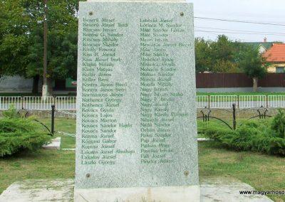 Dunapataj I. világháborús emlékmű 2007.10.06. küldő-Markó Péter (7)