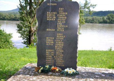 Dunaradvány II.vh emlékmű 2010.06.05. küldő-Juditka123 (2)