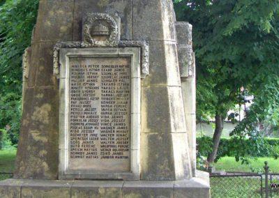 Dunaszekcső I.vh emlékmű 2008.06.04. küldő-V3t3r4n (2)