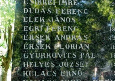 Dunaszerdahely-Sikabony világháborús emlékmű 2014.06.20. küldő-Méri (4)