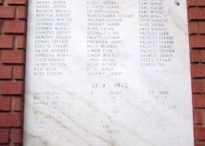 Ecseg- Kozárd közös hősi emlékmű Ecsegen 2014.07.11. küldő-kalyhas (2)