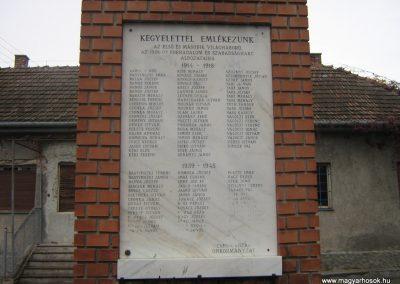 Ecseg világháborús emlékmű 2007.10.22. küldő-Mónika39 (2)