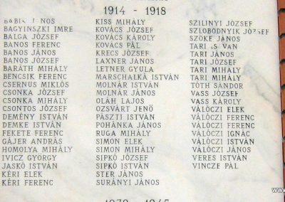 Ecseg világháborús emlékmű 2007.10.22. küldő-Mónika39 (5)