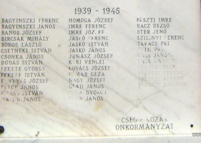 Ecseg világháborús emlékmű 2007.10.22. küldő-Mónika39 (6)