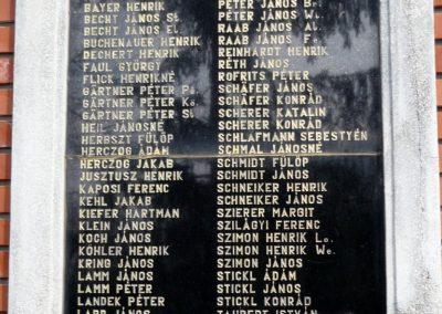 Ecseny világháborús emléktáblák 2012.04.15. küldő-Sümec (6)
