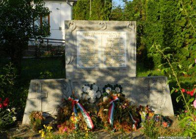 Edde világháborús emlékmű 2014.06.13. küldő-Huber Csabáné