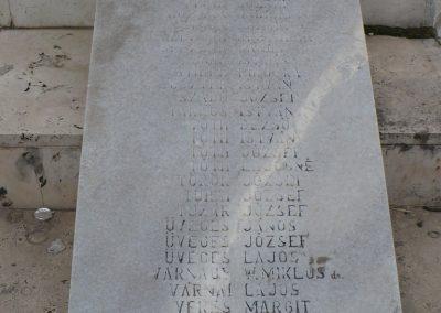 Edelény világháborús emlékmű 2008.12.31. küldő-Gombóc Arthur (5)