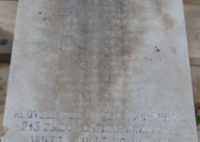 Edelény világháborús emlékmű 2008.12.31. küldő-Gombóc Arthur (6)