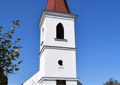 Edve I. világháborús emléktábla az evangélikus templom falán 2016.09.30. küldő-Méri
