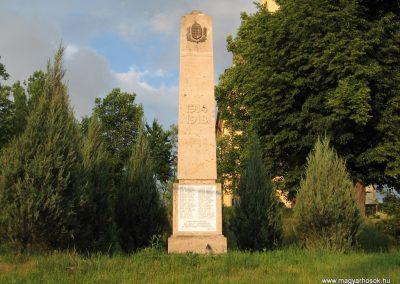 Eger-Felnémet I. világháborús emlékmű 2007.05.31.küldő-kalyhas (1)