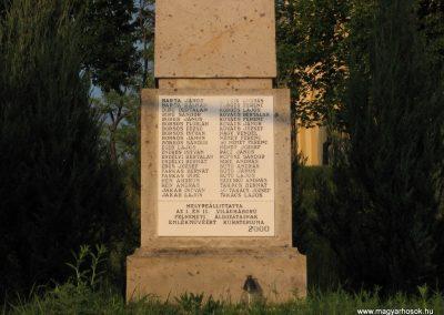 Eger-Felnémet I. világháborús emlékmű 2007.05.31.küldő-kalyhas (2)