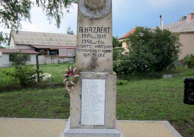Egerszólát hősi emlékmű felújítás után 2014.07.14. küldő-kalyhas (6)