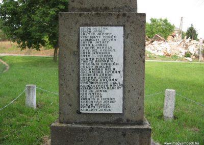 Egerszólát világháborús emlékmű 2007.06.12.küldő-Kályhás (2)