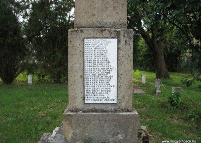 Egerszólát világháborús emlékmű 2007.06.12.küldő-Kályhás (3)