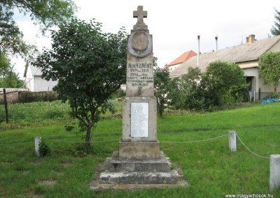 Egerszólát világháborús emlékmű 2007.06.12.küldő-Kályhás