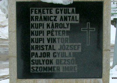 Egervölgy vh emlékmű 2007.12.31. küldő-Tamás2 (8)