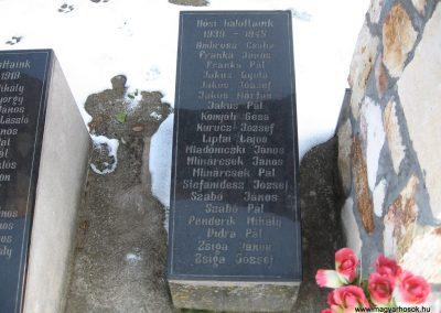 Egyházasdengeleg világháborús emlékmű 2010.01.26. küldő-kalyhas (3)