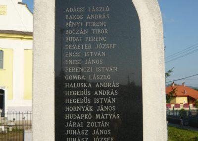 Encs világháborús emlékmű 2009.05.09.küldő-Ágca (2)