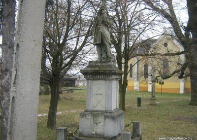 Endrefalva világháborús emlékmű 2009.03.25. küldő-Mónika39-né