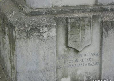 Endrefalva világháborús emlékmű 2009.03.25.küldő-Mónika39-né (3)
