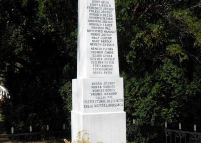 Enese világháborús emlékmű 2012.08.26. küldő-Baloghzoli (3)