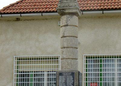 Epöl világháborús emlékmű 2010.08.05. küldő-Pfaff László, Rétság