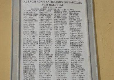 Ercsi I.vh emléktábla 2008.08.18.küldő-Huszár Peti (1)