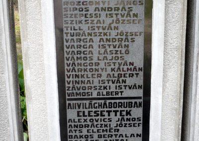Erdőbénye világháborús emlékmű 2010.08.21. küldő-Sümec (4)