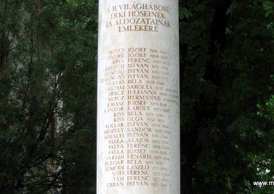 Erk II.vh emlékmű 2008.07.15. küldő-kalyhas (4)