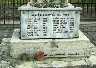 Erzsébet világháborús emlékmű 2011.03.21. küldő-Bagoly András (5)