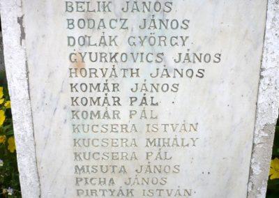 Esztergom-Pilisszentlélek I.vh emlékmű 2010.06.26. küldő-Sümec (4)