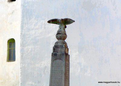 Etéd I. világháborús emlékmű 2014.07.20. küldő-Gombóc Arthur (1)