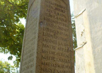 Etéd I. világháborús emlékmű 2014.07.20. küldő-Gombóc Arthur (6)