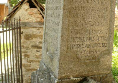 Etéd I. világháborús emlékmű 2014.07.20. küldő-Gombóc Arthur (7)
