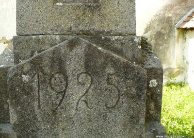 Etéd I. világháborús emlékmű 2014.07.20. küldő-Gombóc Arthur (8)