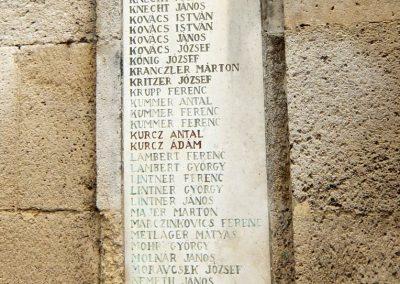 Etyek I. világháborús emlékmű 2015.04.06. küldő-Méri (3)