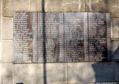 Etyek II. világháborús emlékmű 2019.03.23. küldő-Bóta Sándor (3)