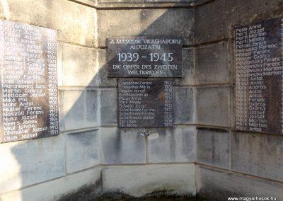 Etyek II. világháborús emlékmű 2019.03.23. küldő-Bóta Sándor (4)